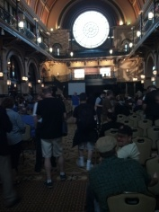 Union Station is a great site for an awards show.