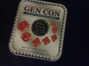 Gencon Dice