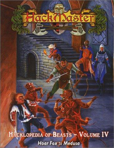 Chosen Hacklopedia cover for that Kobald lover Pierce (aka @Sorcerer_Blob)