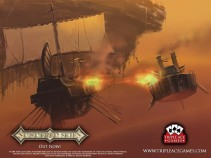 No Lie, Matt Fuller (Monkey in the Cage) once blew up an entire airship with a Moltov due to having enough Aces!