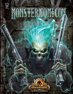 Monsternomicon Cover