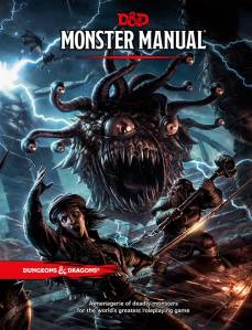 Monster Manual 5th