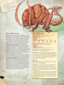 Rust Monster 5th