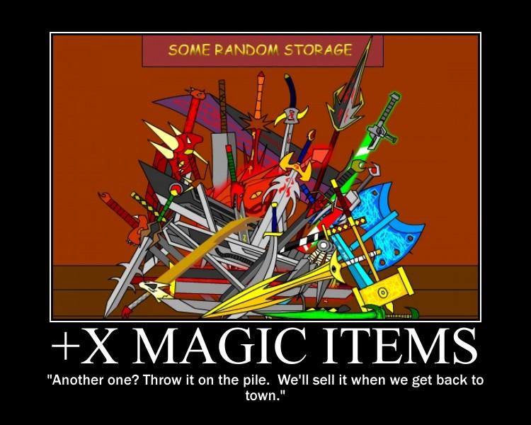Magic Item Economy in 5e D&D | Melvin Smif's Geekery