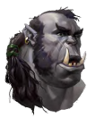 NPC 5: RONT - A bully of an Orc. Tries to intimidate others but falls under the same pressure easily.
