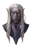 NPC 6: SARITH KZEKARIT - A drow imprisoned for the murder of another drow. Though he claims no memory of it.