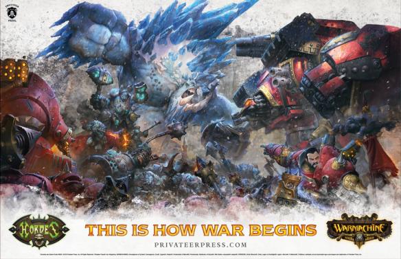 All new War