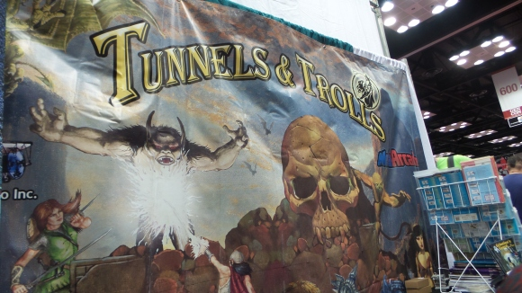Meta Arcade teamed with Tunnels and Trolls for a cool app I'll explain in detail later