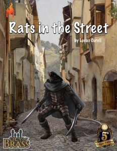 Rats in Street