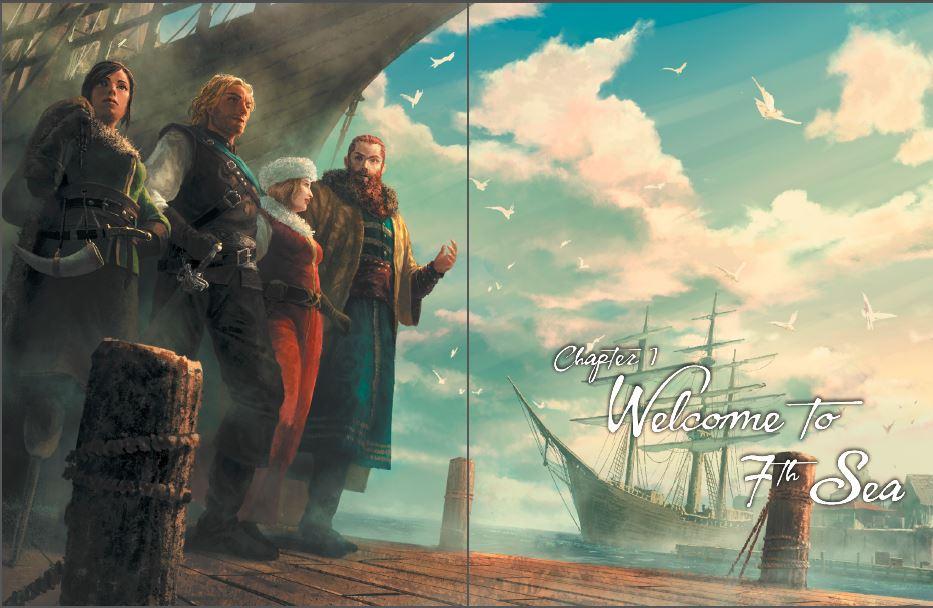 7th sea adventure pdf