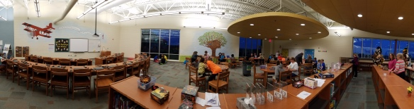 game night library
